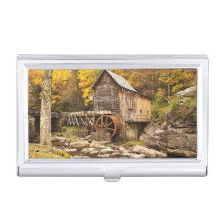 Porte-cartes De Visite Les Etats-Unis, la Virginie Occidentale, Clifftop.