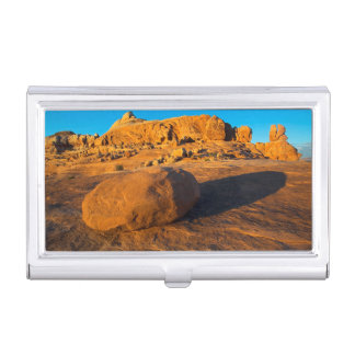 Porte-cartes De Visite Les Etats-Unis, Utah, Moab, grès