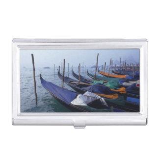 Porte-cartes De Visite L'Italie, Venise. Gondoles