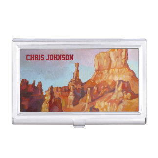 Porte-cartes De Visite Parc national de canyon de Bryce