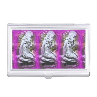 Porte-cartes De Visite porte-cartes de carte de visite de trois sirènes