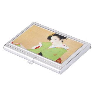 Porte-cartes d'Uemura Shoen Porte-cartes De Visite