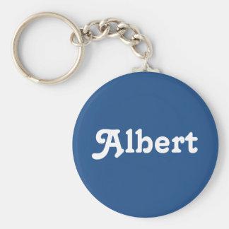 Porte - clé Albert Porte-clés