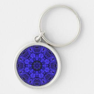 Porte - clé bleu de Starlight Porte-clés