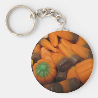 Porte - clé de bonbons au maïs à automne porte-clés