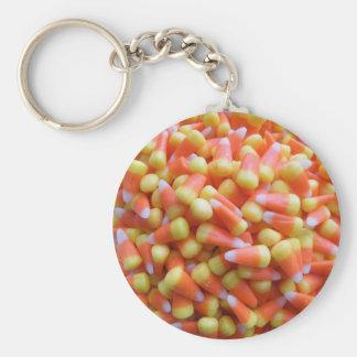 Porte - clé de bonbons au maïs porte-clés