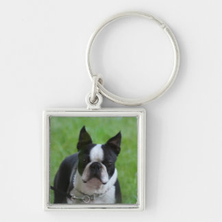 Porte - clé de Boston Terrier Porte-clés