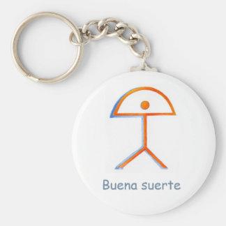 Porte - clé de conception de paix porte-clé rond
