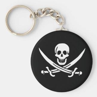 Porte - clé de Jack Rackham Porte-clés