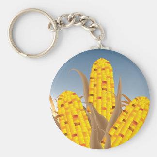 Porte - clé de maïs porte-clés