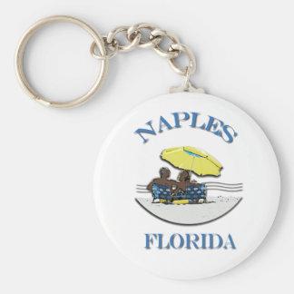 Porte - clé de Naples la Floride Porte-clés