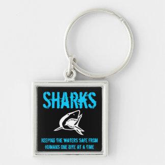 Porte - clé de requin porte-clés