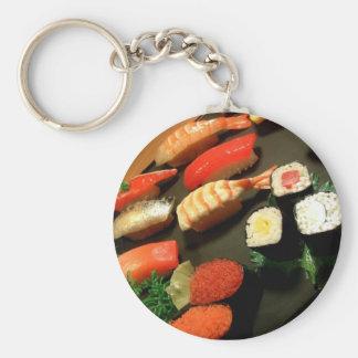 Porte - clé de sushi porte-clés