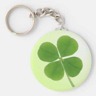 porte - clé de trèfle de quatre feuilles porte-clés