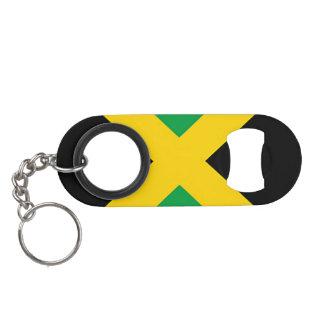 Porte-clé Décapsuleur Drapeau de la Jamaïque
