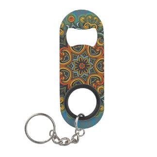 Porte-clé Décapsuleur Mandala persan