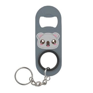 Porte-clé Décapsuleur Ouvreur de bouteille de koala d'amusement et de
