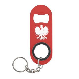 Porte-clé Décapsuleur Ouvreur de bouteille de Polska