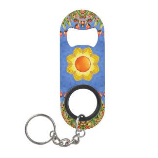 Porte-clé Décapsuleur Ouvreurs de bouteille de kaléidoscope   de jour