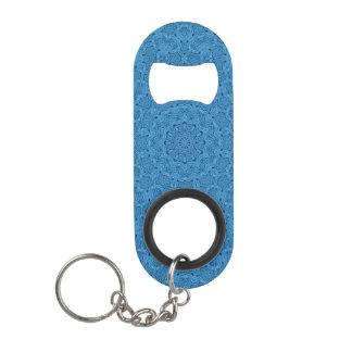 Porte-clé Décapsuleur Ouvreurs de bouteille vintages   bleus décoratifs