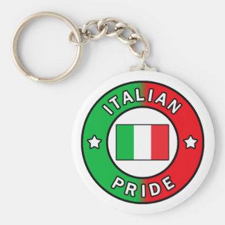 Porte - clé italien de fierté porte-clés