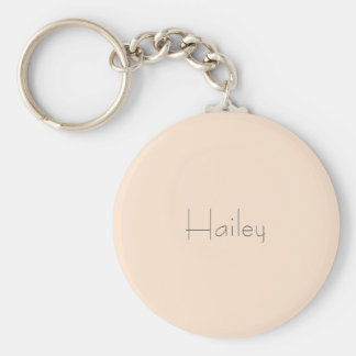 Porte - clé personnalisé par bisque léger porte-clés