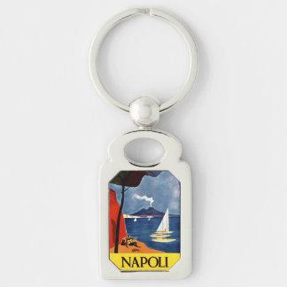 Porte - clé vintage de Napoli (Naples) Italie Porte-clés