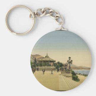Porte-clés 001_Casino entrée, les terrasses, Monte Carlo, Ri