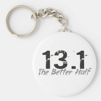 Porte-clés 13,1 La tendre moitié - demi de marathonien