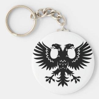 Porte-clés 2 ont dirigé l'aigle