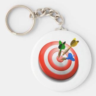 Porte-clés 3D darde le porte - clé de boudine