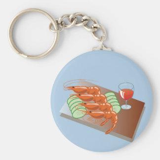 Porte-clés 43shrimps