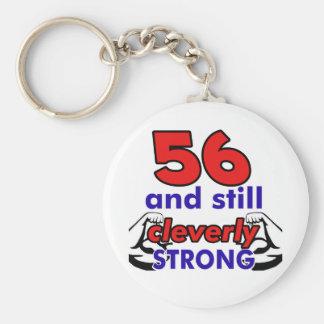 Porte-clés 56 et toujours abilement fort