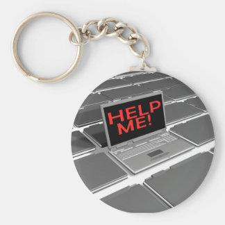 Porte-clés aide