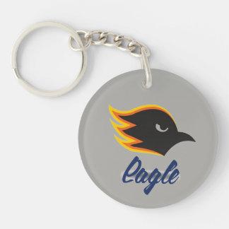 Porte-clés aigle