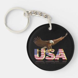 Porte-clés Aigle américain
