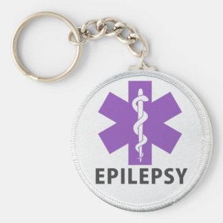 Porte-clés Alerte d'épilepsie