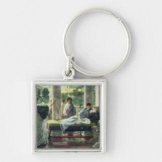 Porte-clés Alma-Tadema | Catullus lisant ses poèmes