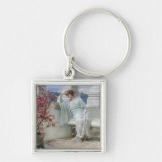 Porte-clés Alma-Tadema   ses yeux sont avec son thoughts�