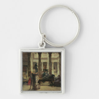 Porte-clés Amant d'art romain d'Alma-Tadema |, 1870