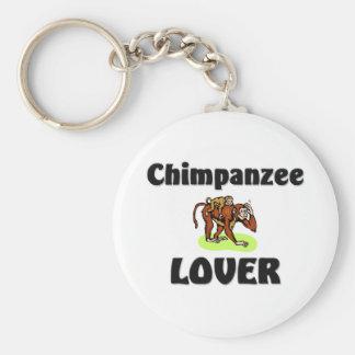 Porte-clés Amant de chimpanzé
