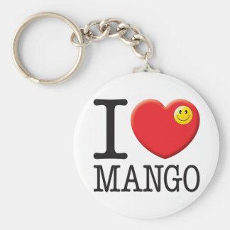 Porte-clés Amour de mangue