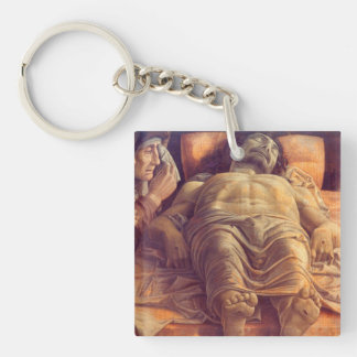 Porte-clés ANDREA MANTEGNA - lamentation du Christ 1480