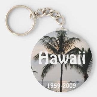 Porte-clés Anniversaire hawaïen de Statehood