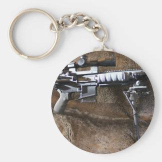 Porte-clés AR-15 tactique
