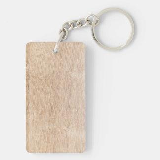Porte-clés Arrière-plan de bois