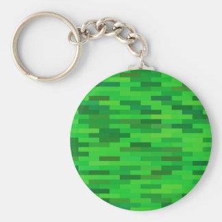 Porte-clés arrière - plan vert