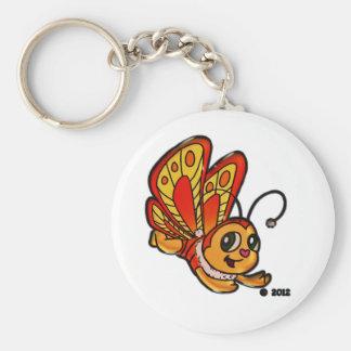 Porte-clés Articles promotionnels de Chloe de papillon