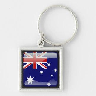 Porte-clés Australien poli