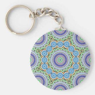 Porte-clés avec la mosaïque